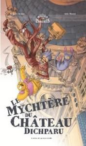 Julie ricosséblivre_livres_a_lire_le_mychtere_du_chateau_dichparu